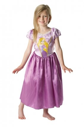 c8093919f357 Disney Rapunzel Costume - Children s Fancy Dress